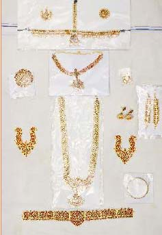 Temple Jewellery of Nagercoil