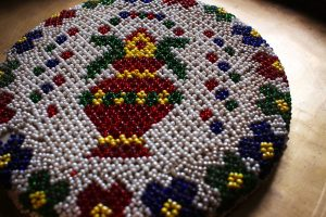 Moti Bharat Embroidery of Gujarat
