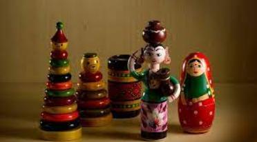 Channapatna/ Lac Toys and Dolls of Karnataka
