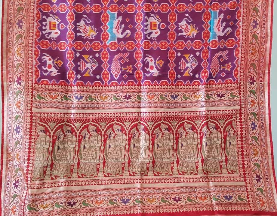 Aashavali and other Brocade Weaving of Ahmedabad, Gujarat
