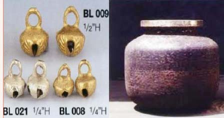 Budithi Bell and Brass