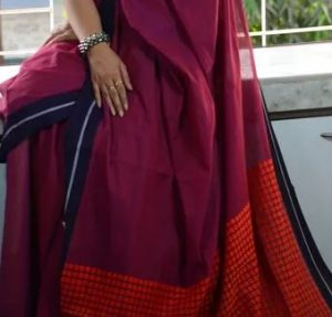 Begampur Saris of West Bengal