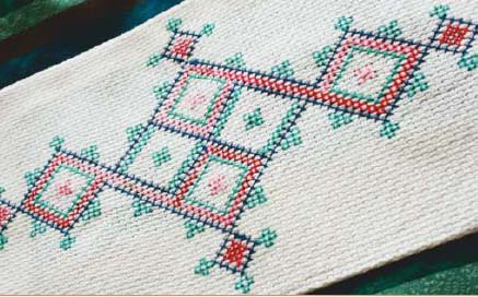 Kasuti Embroidery