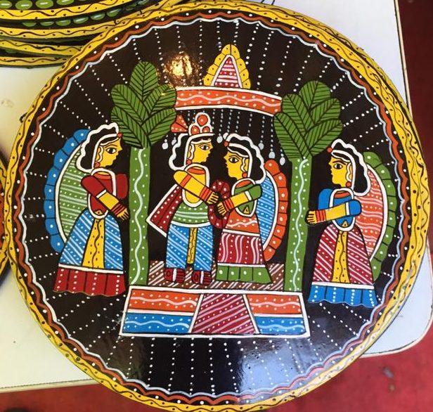 Tikuli Art of Bihar