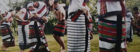 Mizo Puanchei of Mizoram