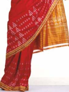 Khandua Saree and Fabrics