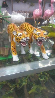 Painted Wood Toys/ Nirmal Toys of Telangana