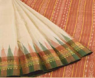 Gopalpur Tussar Fabric