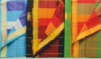 Mangalagiri Sarees and Fabrics