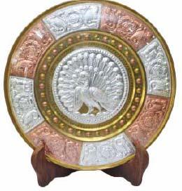 Thanjavur Art Plate