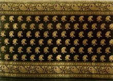 Banaras Brocades and Saris of Uttar Pradesh