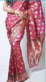 Banaras Brocades and Sarees