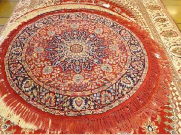 Handmade Carpet of Bhadohi