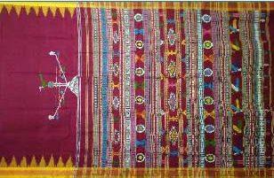 Bomkai Saree & Fabrics