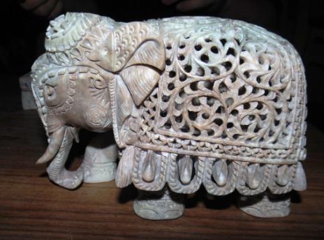 Varanasi Soft Stone Jali Work of Uttar Pradesh