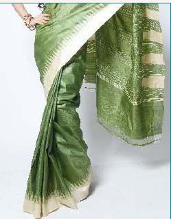Champa Silk Saree & Fabrics