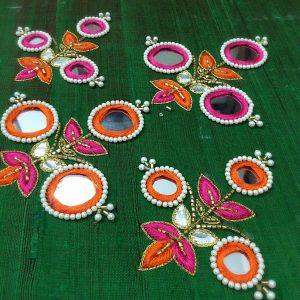 Mukka Embroidery of Gujarat