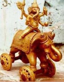 Bell Metal Ware of Datia and Tikamgarh, Madhya Pradesh