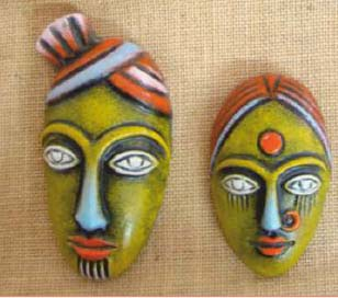 Thirukannur Papier Mache Craft