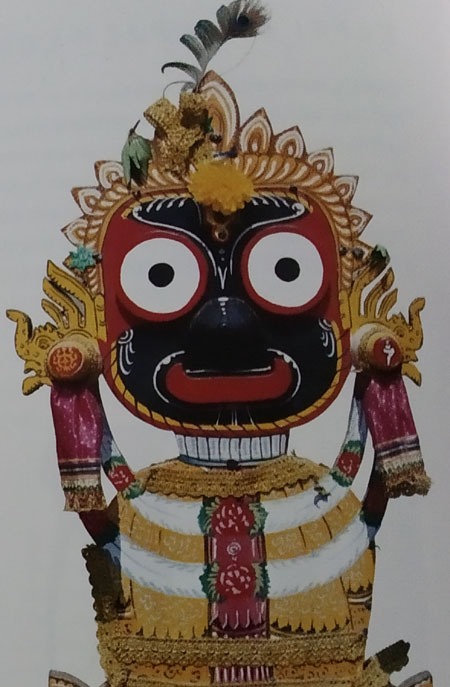 Katho Kama/Wood Carving of  Odisha