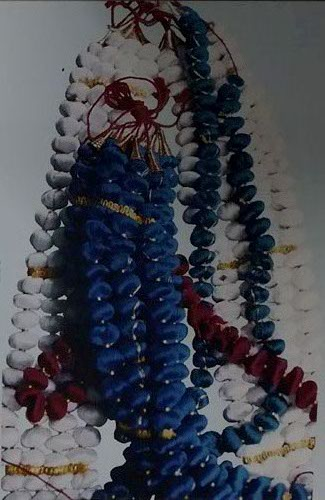 Silk Garland Making of Tamil Nadu