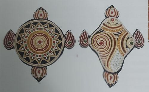 Muthangi Pearl Studded Attire of Tamil Nadu