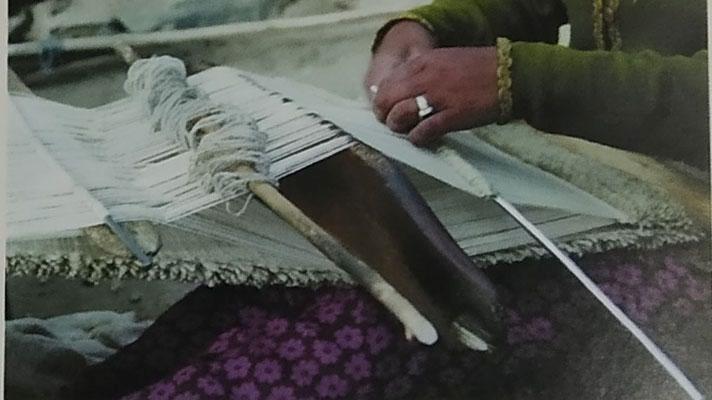 Tsug-dul and Tsug-gdan- Woollen Pile Rugs of Ladakh