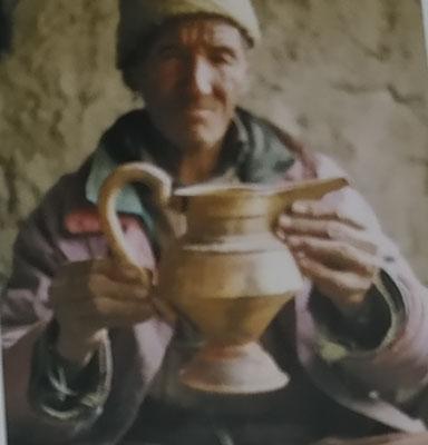 Metal Craft of Leh, Ladakh