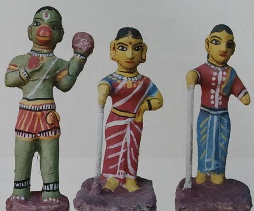 Cowdung Toys of Odisha