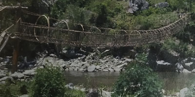 Bamboo and Cane Bridges of Arunachal Pradesh