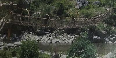 Bamboo and Cane Bridges of Arunachal Pradesh