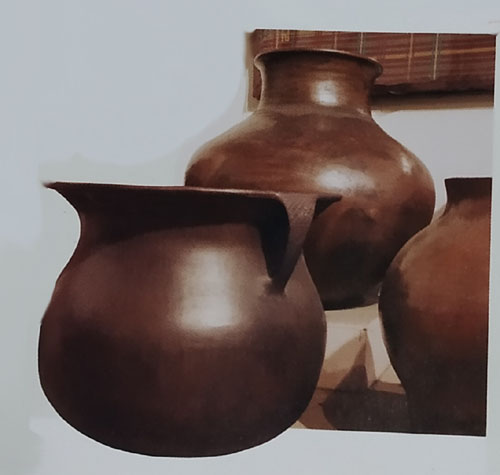 Thongjao Pottery of Manipur