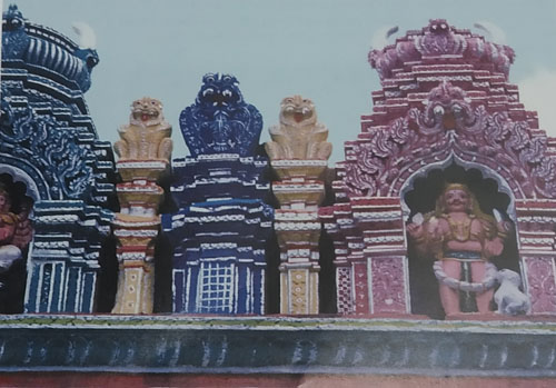 Stucco Work of Tamil Nadu
