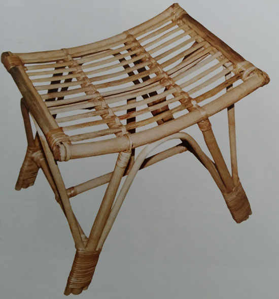 Cane Furniture of West Bengal