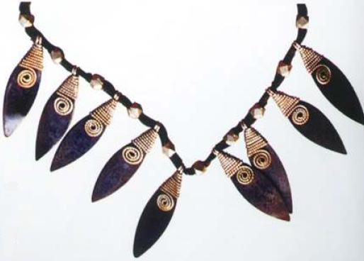 Brass Jewellery and Jewelled Objects of Odisha