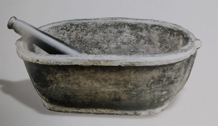 Household Articles in Stone of Gujarat