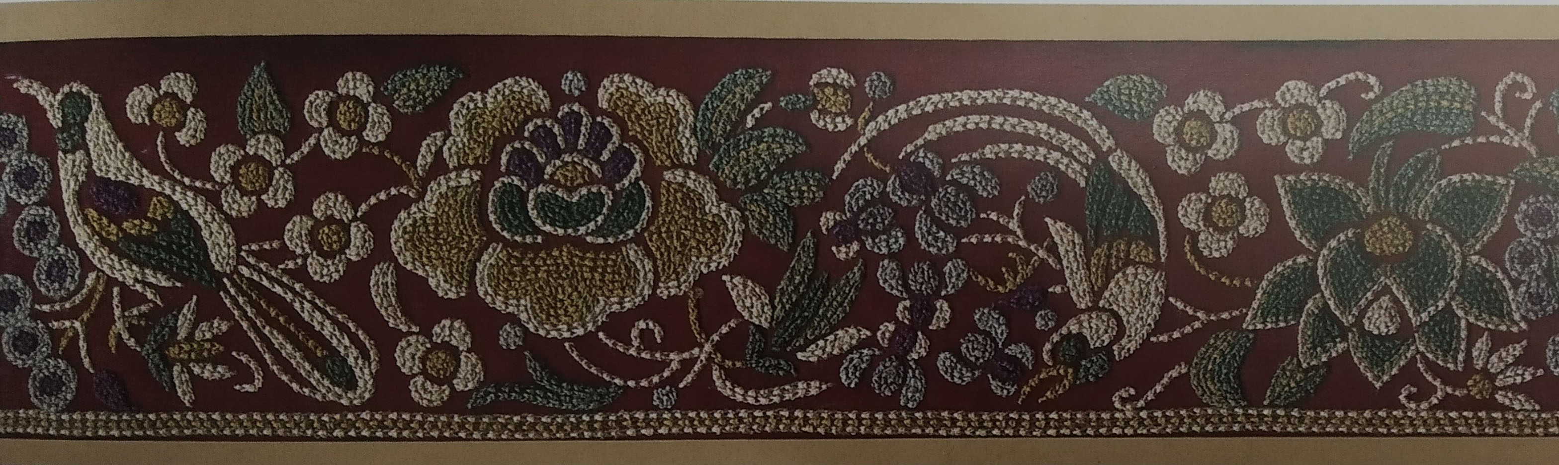 Parsi Embroidery of Gujarat
