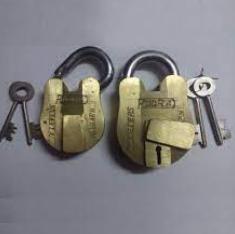Handmade Locks of Aligarh, Uttar Pradesh