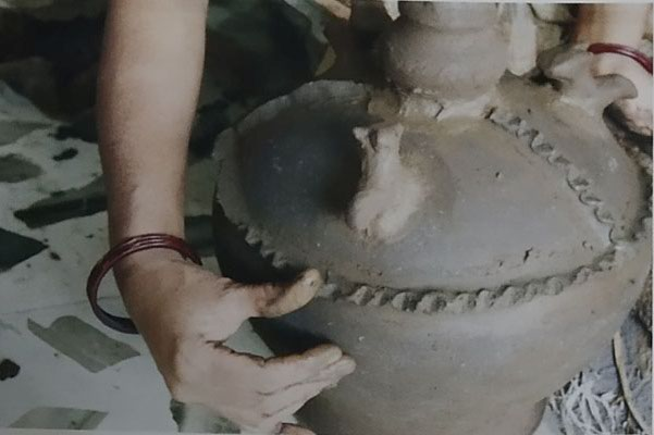 Terracotta and Pottery of Dadra and Nagar Haveli