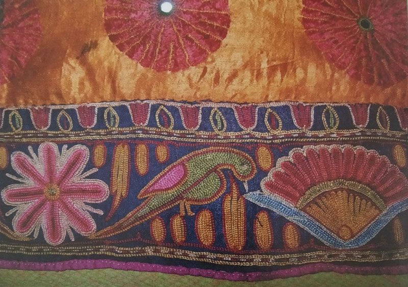 Aari Embroidery of Gujarat