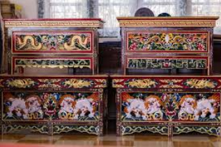 Choktse-Table of Sikkim