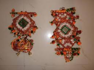 Decorative Hangings of Gujarat