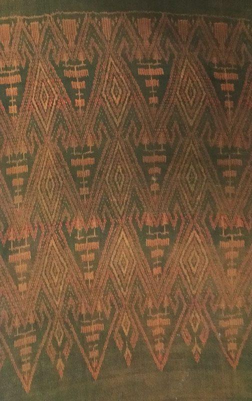 Mudmee Silk Tube Skirt