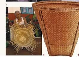 Bamboo Baskets of Meghalaya