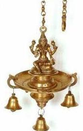Brass Lamps of Makavarampalem, Andhra Pradesh