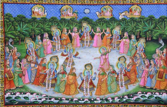 Pichhwai of Nathdwara