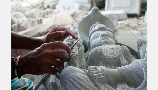 Soapstone Carving of Karnataka