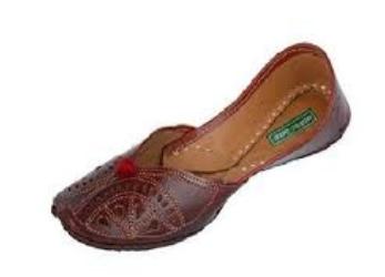 Nagra: Ornate Leather Shoes of Uttar Pradesh