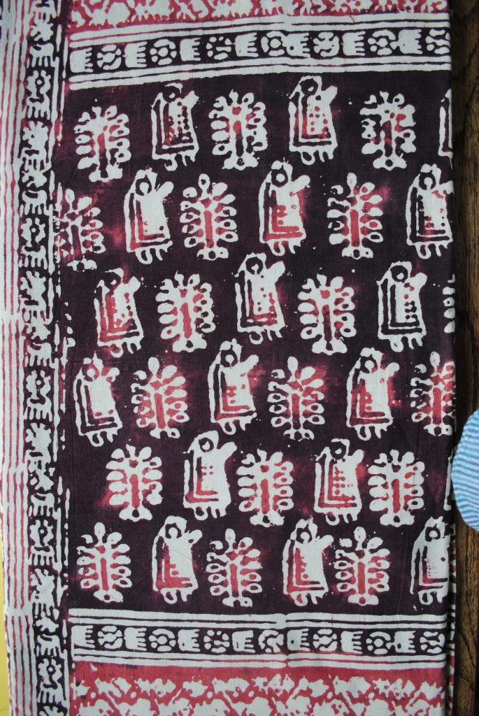 Block – Printing of Bela, Gujarat