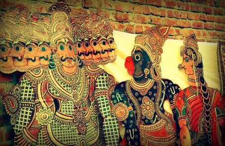 Tolu Bommalatam/ Shadow Theatre of Tamil Nadu